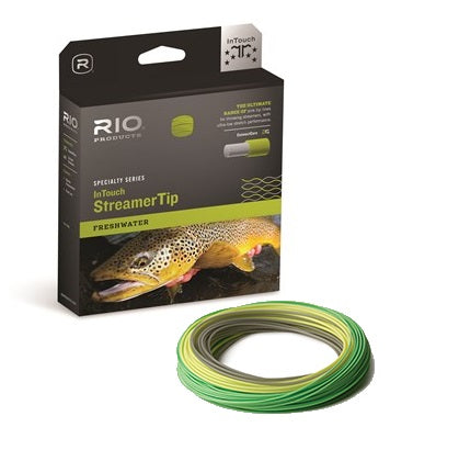 Rio In Touch Streamer Tip Fly Lines