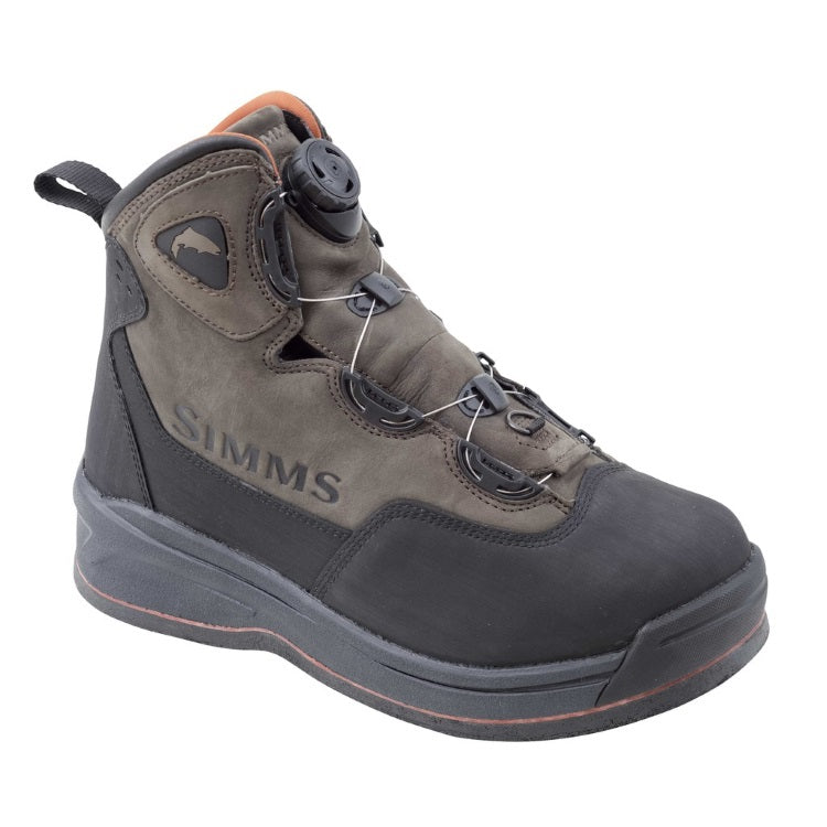 Simms Headwaters BOA Felt Sole Wading Boot