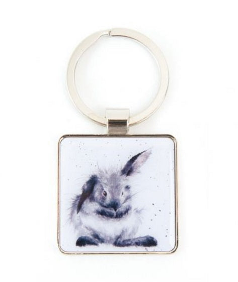 Wrendale Designs Bathtime Keyring