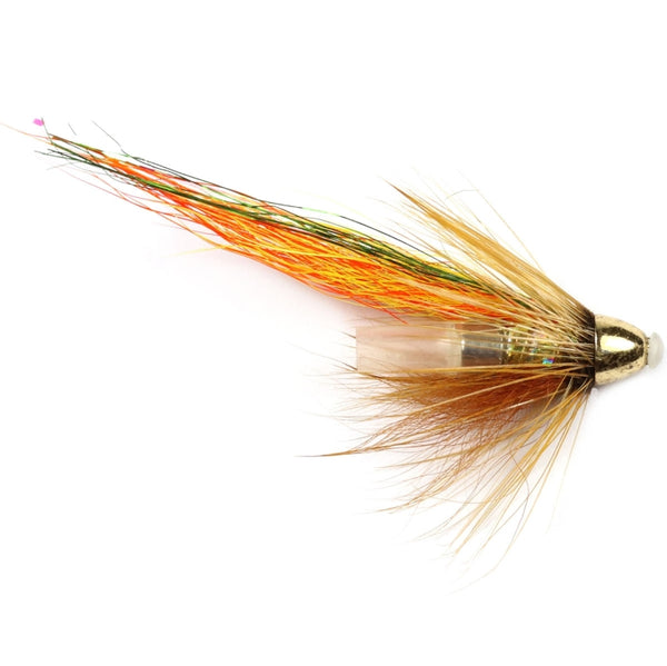 Alistairs Crimp Tube Conehead Flies