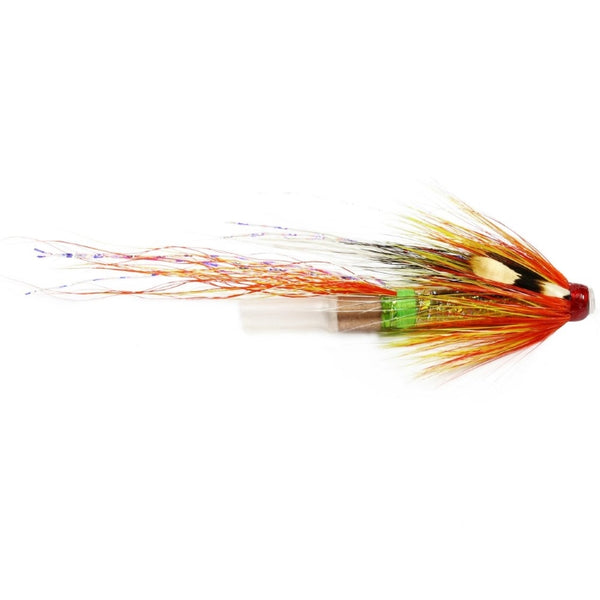 Aurora Cascade Shrimp Copper Tube Flies