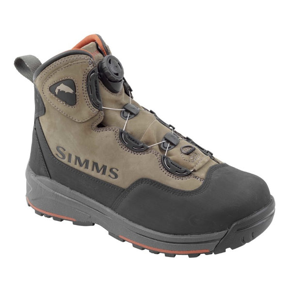 Simms Headwaters BOA Vibram Sole Wading Boot