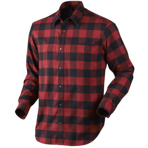 Seeland Redwood Shirt - Lumber Check