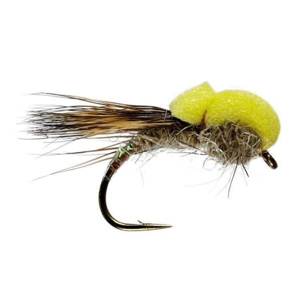 Balloon Caddis Hares Ear
