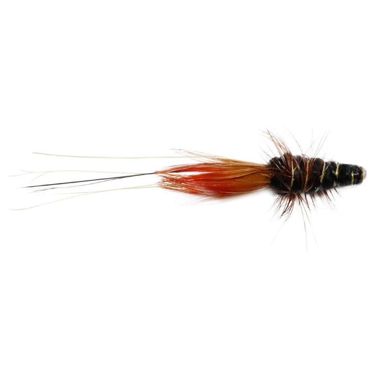 Black Francis Copper Tube Fly