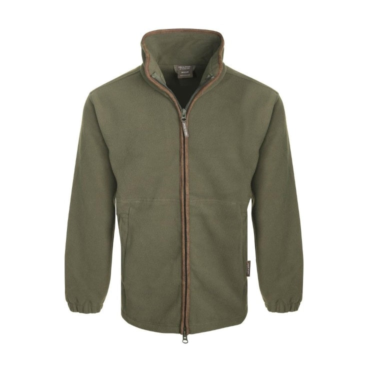 Jack Pyke Countryman Fleece Jacket - Light Olive