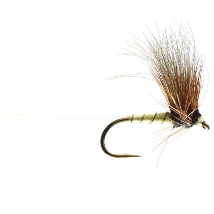 Greenwells Glory CDC Dry Flies