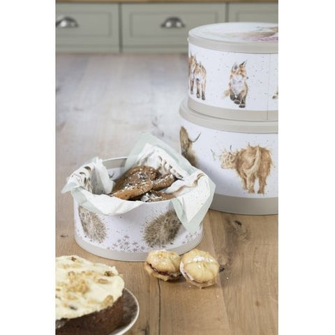 Wrendale Designs Cake Tin Nest