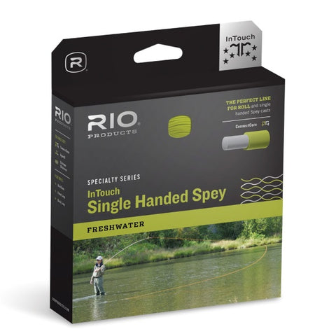 Rio In Touch Single Hand Spey Floating Lines
