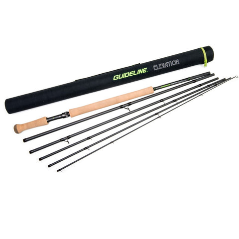 Guideline Elevation T-PAC Double Handed Fly Rods