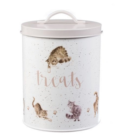 Wrendale Designs Cat Treat Tin