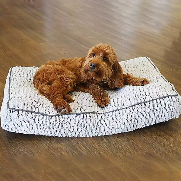 Rosewood Luxury Fleece Heated Dog Mattress