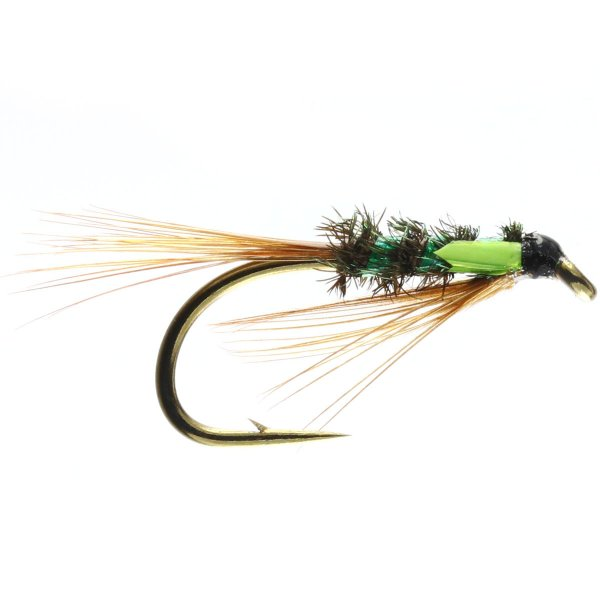 Holo Green Diawl Bach