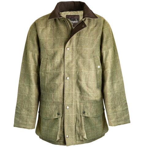 Seeland Ragley Jacket - Moss Check - Limited Sizes Remaining