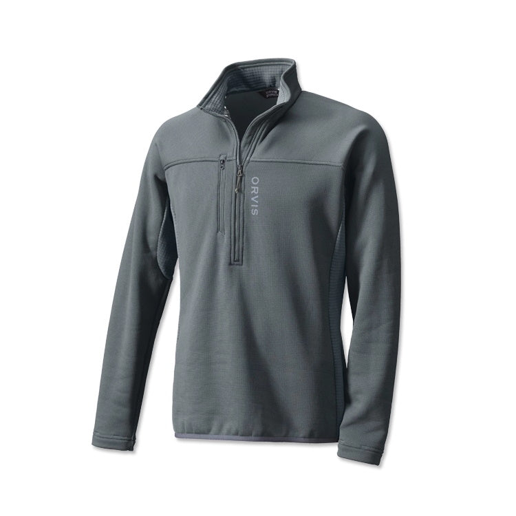 Orvis Pro 1/2 Zip Fleece - Turbulence