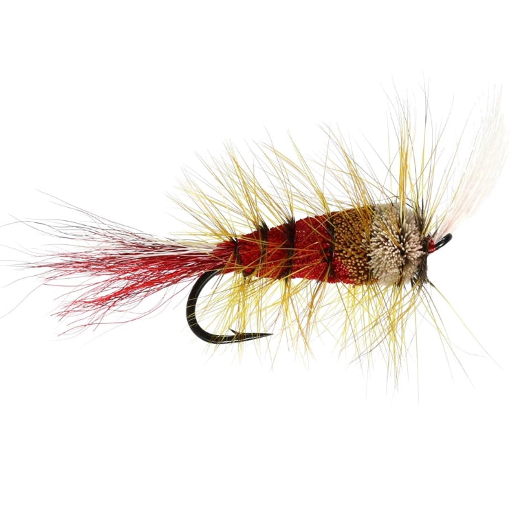 Rusty Red Bomber Flies
