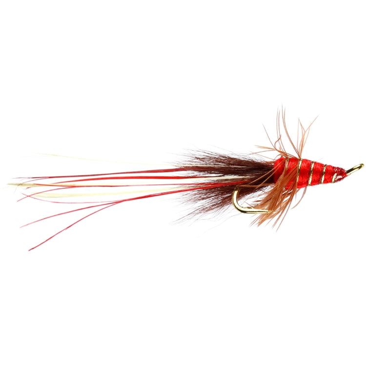 Red Francis Double Flies