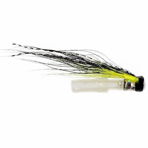 Silver Stoats Tail Hitch Tube Flies