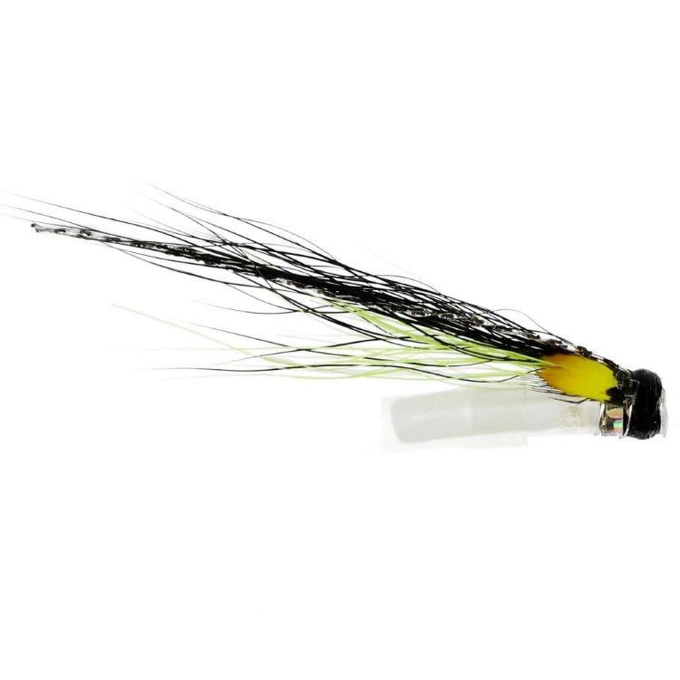 Silver Stoats JC Hitch Tube Flies