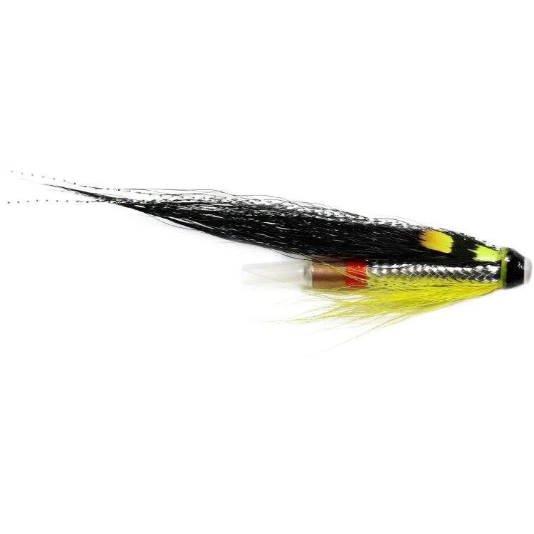 Silver Tosh Tube Flies