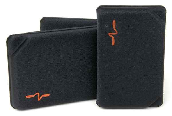 Guideline Ultralight Foam Fly Box - Black - Nymph