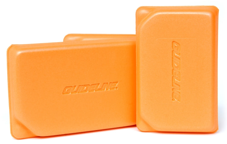 Guideline Ultralight Foam Fly Box - Orange - Nymph