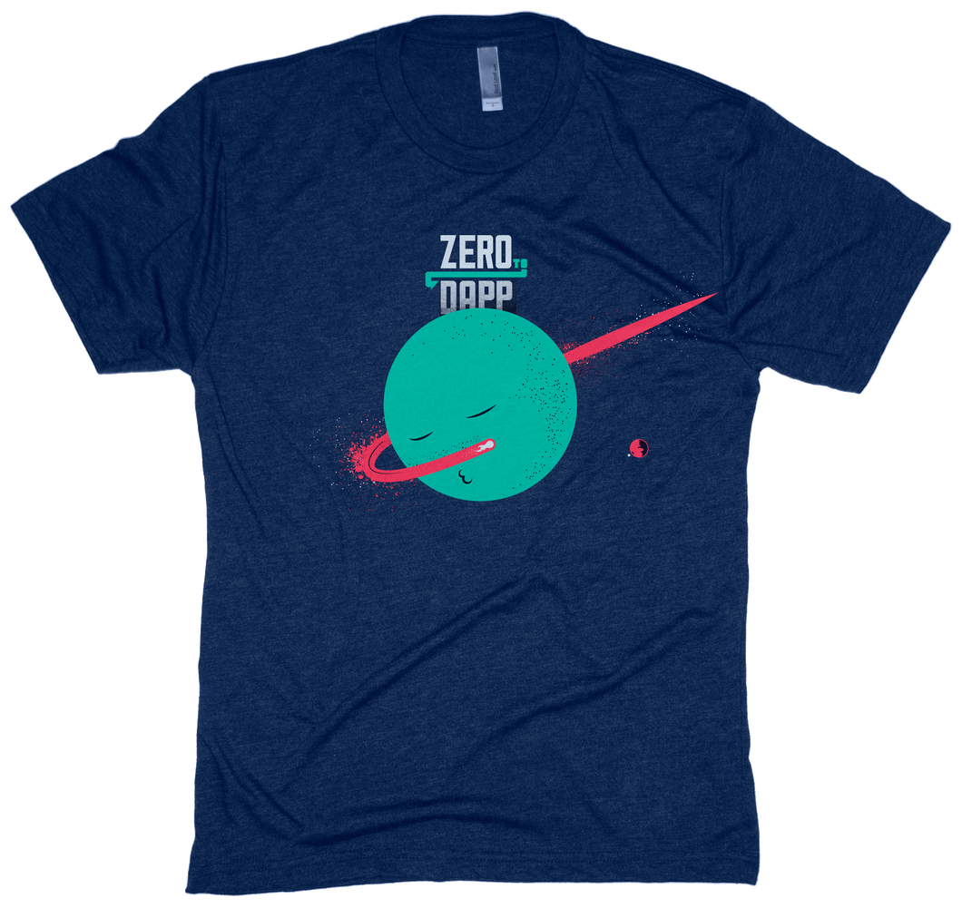 Zero to Dapp T-Shirt