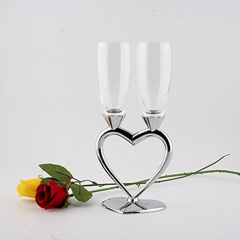 DUO Coupes COEUR / HEART Flute