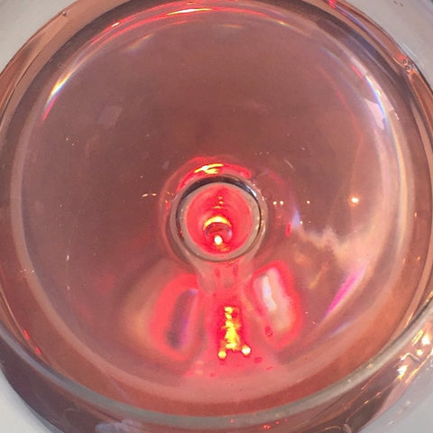 BABY LIGHT MY WINE, LED TO STICK UNDER WINE GLASSES !