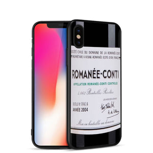 ROMANEE CONTI pour IPhone / Iphone COVER - Shop ID Vin