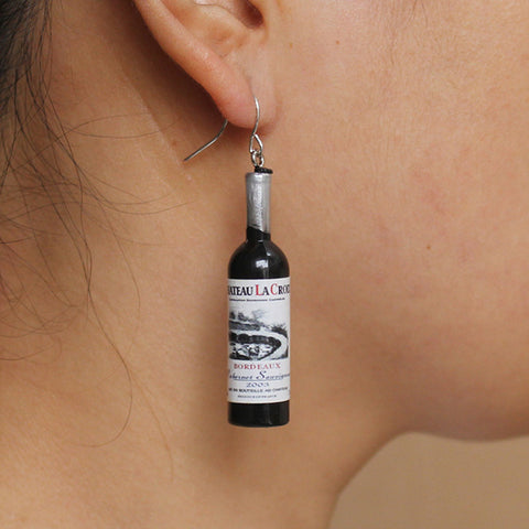 BO mini Bouteilles / Fashion Bottle Earring