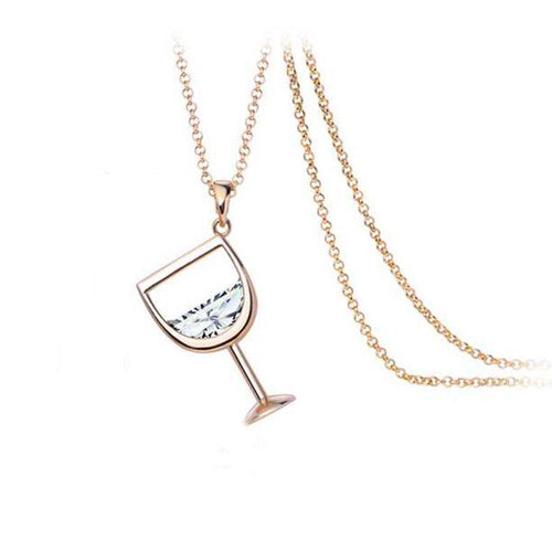 Collier VERRE V.I.P / V.I.P Necklace - Shop ID Vin