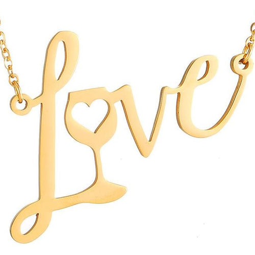 LOVE 20 / In LOVE necklace - Shop ID Vin
