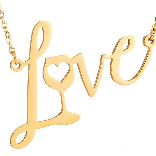 LOVE 20 / In LOVE necklace