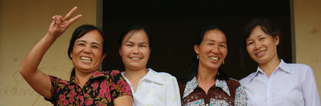Tan Minh Single Mothers' cooperative board of managers