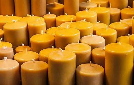 Beeswax Candles & Wax