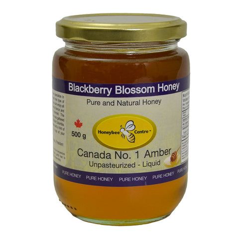 Blackberry Blossom Honey