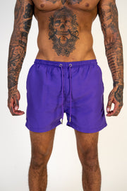 Deep Purple Swim Shorts