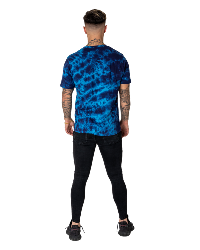 Blue Element Tie Dye Tee
