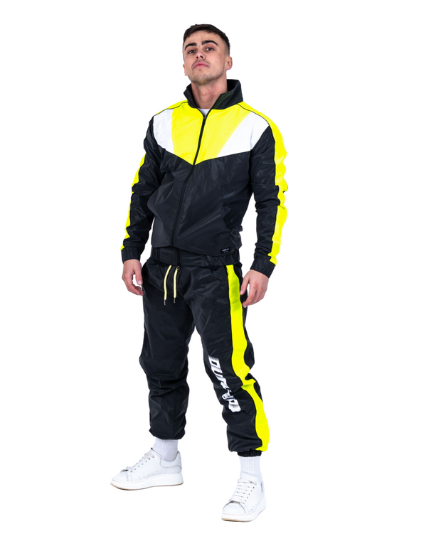 ZOOM Shell Track Top Neon