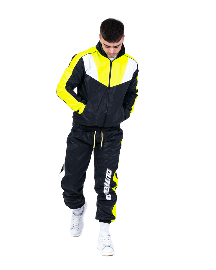 ZOOM Shell Track Bottoms Neon