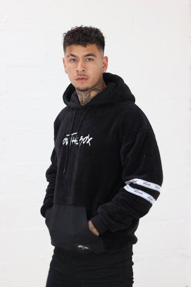 Black Teddy fleece