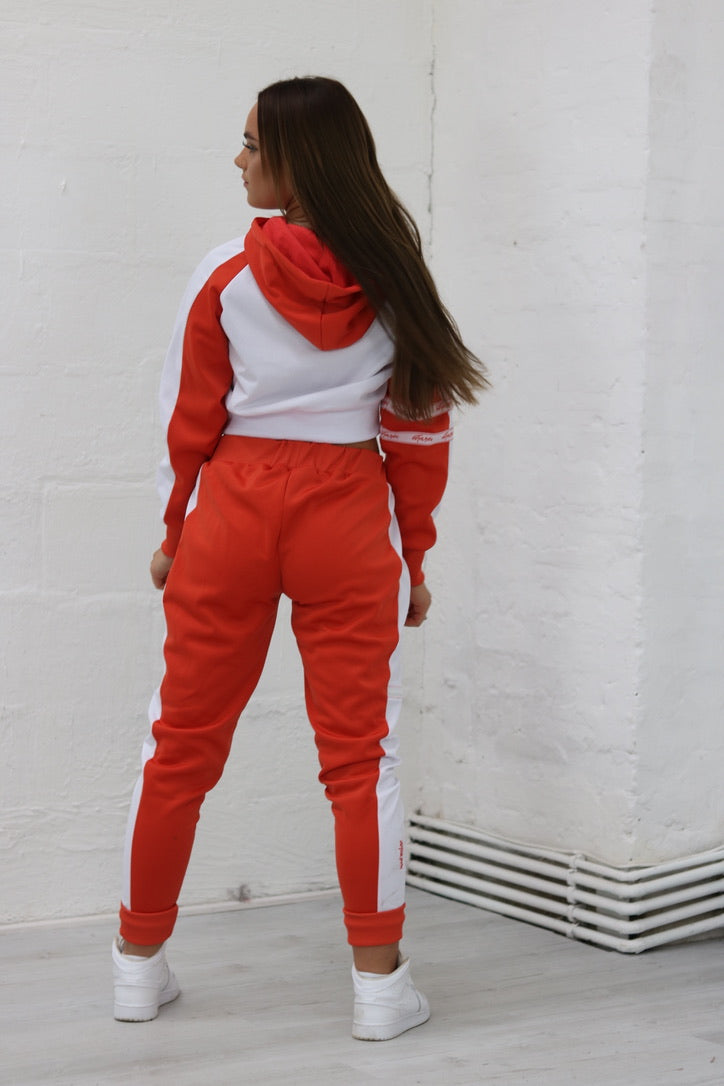 Poly Reverse Tracksuit Joggers