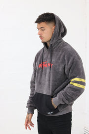 Grey Teddy fleece