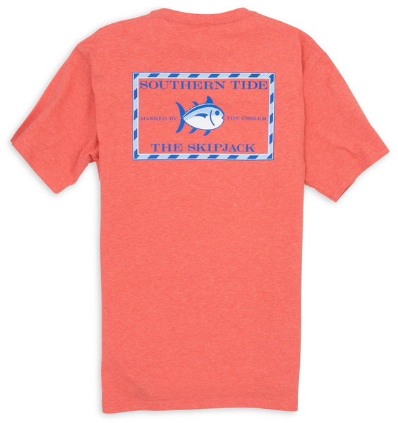 SOUTHERN TIDE HEATHER ORIGINAL SKIPJACK TEE