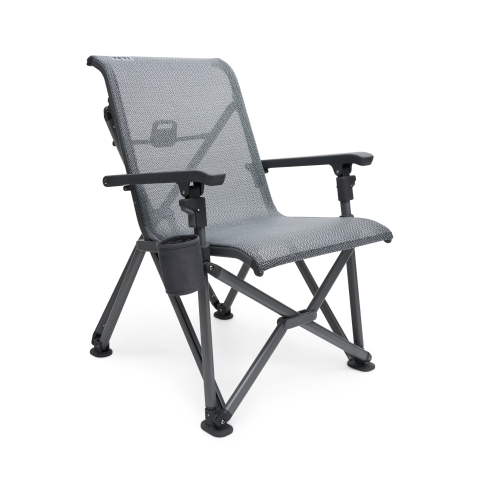 TRAILHEAD CAMP CHAIR CHARCOAL (PICKUP ONLY) - YETI