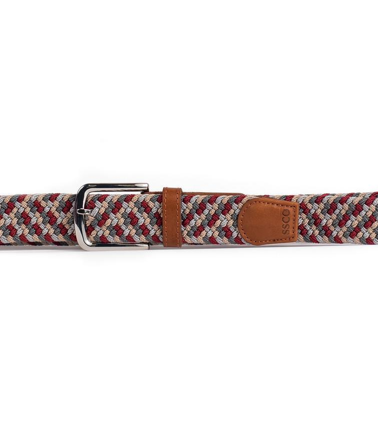 STRETCH CORDED BELT