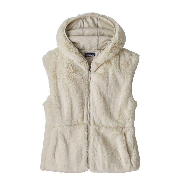 Women's Lunar Frost Hooded Vest