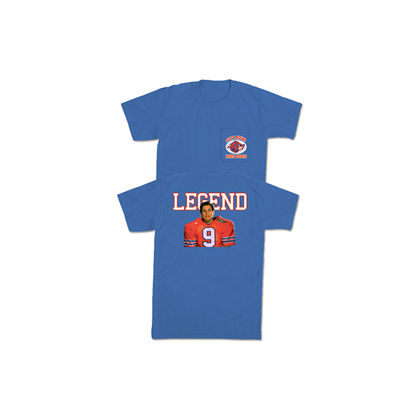 Bourbon Bowl Legend Pocket Tee
