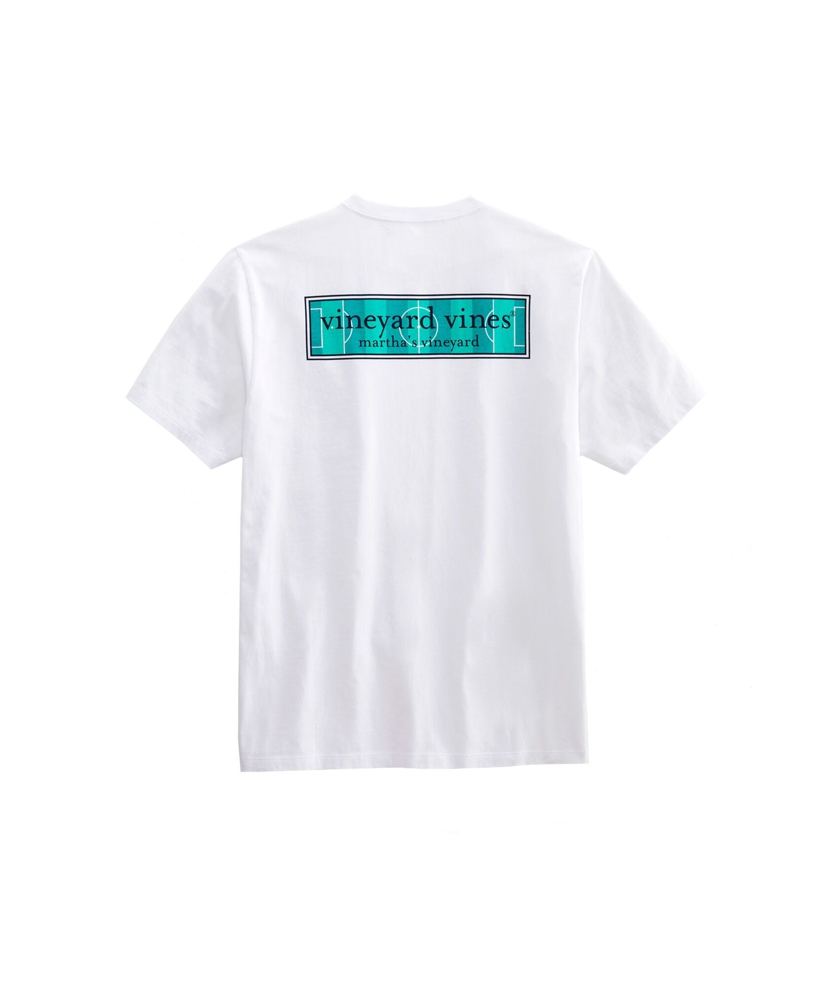 Soccer Box Pocket Tee